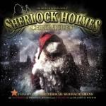 Bei WINTERZEIT erscheint zu Weihnachten ein Sherlock Holmes Spezial als Hörspiel