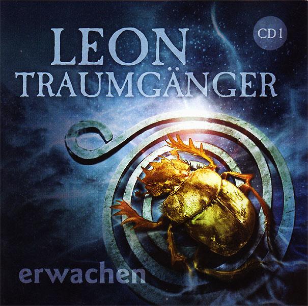 Leon Traumgaenger - Erwachen CD Cover