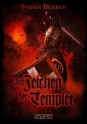 Cover für Stefan Burban Vampirroman - Im Zeichen der Templer