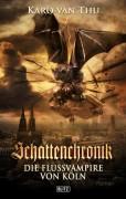 Cover preview- Vampir-Horror-Thrash demnächst beim BLITZ-Verlag