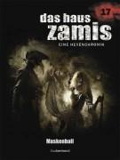 Cover zu -Maskenball- (Das Haus Zamis, Band 17