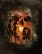 Coverartwork A zu -BEUTEGIER- ... blutiger Kannibalen-Horror-Thrash! Demnächst als Blu-ray DVD-Kombo im Digipack bei Anolis Entertainment