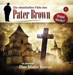 Covergestaltung für Hörspielproduktion -Pater Brown #1- von Winterzeit-Verlag