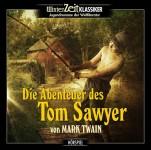 Covergestaltung für Hörspielproduktion -Tom Sawyer- von Winterzeit-Verlag
