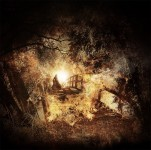 Coverillustration zu Arthur Conan Doyles -Die brennende Brücke – Sherlock Holmes Chronicles.