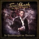 Coverpreview zum aufwändig produzierten Hörspiel-Spektakel Tom Shark Folge 4 -Die Opiumschmuggler-