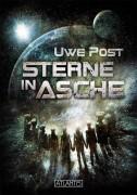 Covervorschau zum thrashig-düsteren Weltraumepos von Uwe Post (Oktober 2014, Atlantis Verlag)