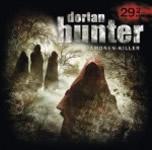 Das Cover zum neuen Dorian Hunter Hörspiel - Deamonen-Killer - 29
