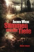 Das Cover zum zweiten Horror-Thriller von Jochen Wiebe – Stimmen aus der Tiefe