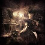 Der Fall Buffalo Bill- – hier das Titelbild zum neuen Sherlock Holmes Chronicles Hörspiel (Folge 13)
