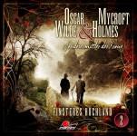 Finsteres Hochland – Das Cover zu Folge 2 der neuen Maritim Hörspiel-Reihe -Oscar Wilde + Microft Holmes-