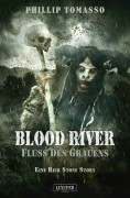 Here we go again! Das aktuelle Cover für den Luzifer-Verlag -Blood River – Fluss des Grauens-. Are you ready for adventure ...-