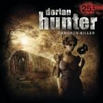 Hier das Cover zu Dorian Hunter Hörspiel Folge 25-1