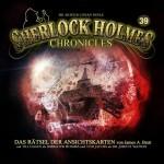 Sherlock Holmes Chronicles # 39 -Das Rätsel der Ansichtskarten-