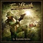 Taufrisch das Hörspiel-Cover zu Tom Shark 5 -In Erpresserhänden-