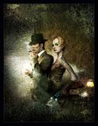 Titelbild für ein Cthulhu Rollenspielbuch von Pegasus Spiele