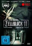 ZELLBLOCK 11 – In der Dunkelheit lauert der Tod - DVD Cover für SchröderMedia