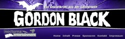 Gordon Black Banner