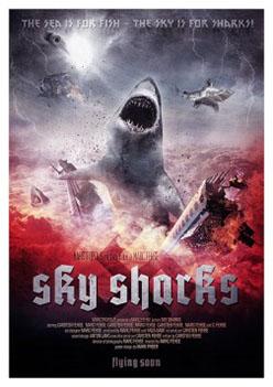Mein Teaser Entwurf zu -Sky Sharks-. Flying 2017!